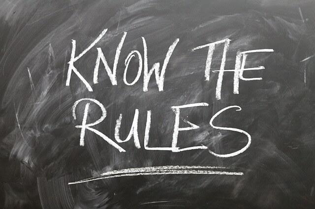 合算のルール