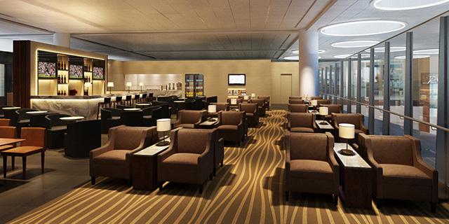 JALカードアメックスなら空港ラウンジ利用が同伴者1名無料