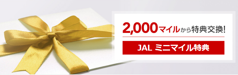 JALマイルの貯め方