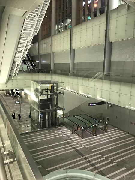 台北駅吹き抜け2