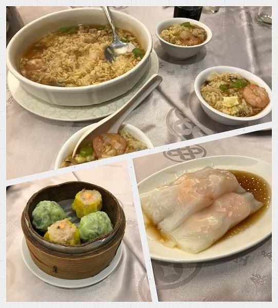 台湾で香港料理