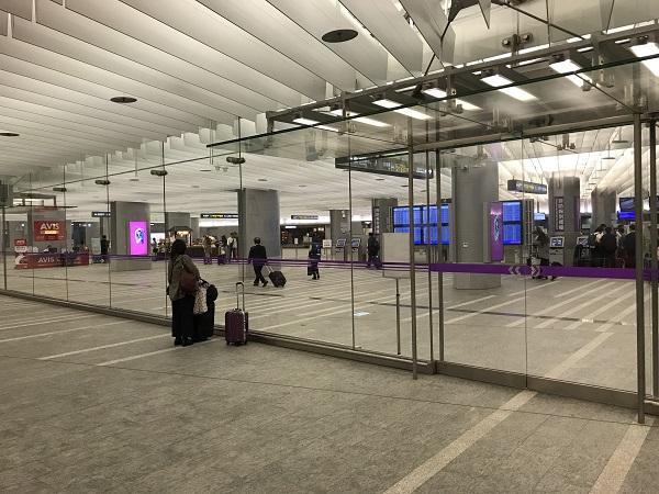 MRT桃園空港線の台北駅