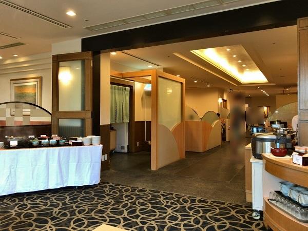 ホテル全体のデザインと調和