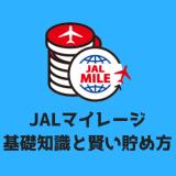 JALマイレージとは?知っておきたい基礎知識と賢い貯め方を解説!
