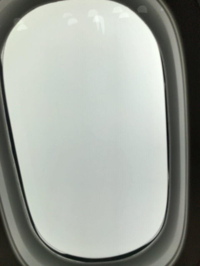 離陸真っ白