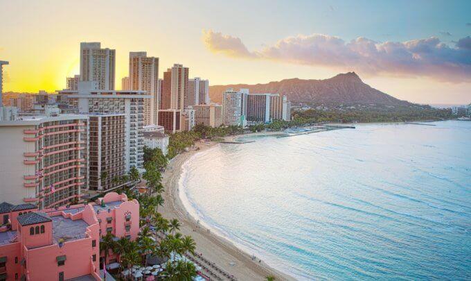 ついにビジネスクラスでハワイ家族旅行が現実のものに!