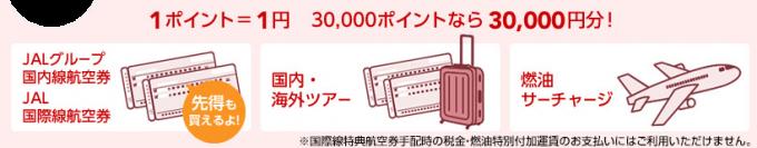 JALカード JAL CLUB ESTは毎年5,000円分のeJALポイントがもらえる