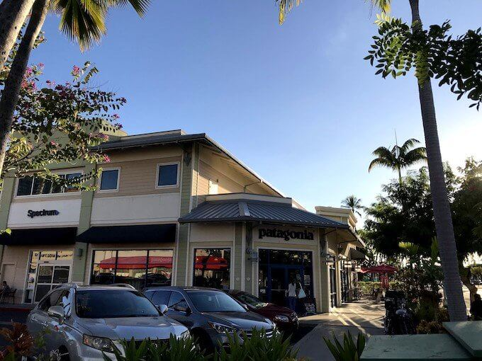 パタゴニア ホノルル店