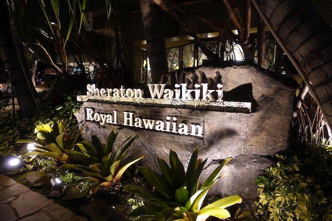 シェラトン・ワイキキはハワイらしさ満点のおすすめホテル!