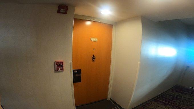シェラトン・プリンセス・カイウラニの2962のドア