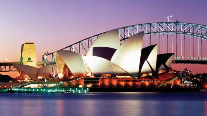 初めてのオーストラリア旅行が楽しみ!